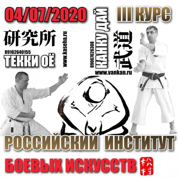 Российский институт боевых искусств